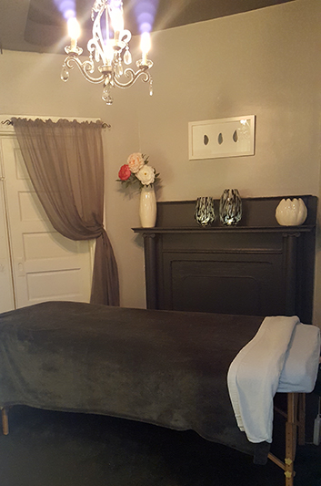 Casa Dolce Massage Therapy Room