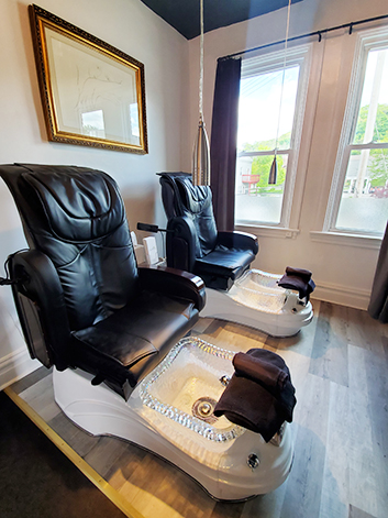 Casa Dolce Pedicure Chairs